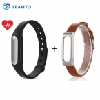 Xiaomi Mi 1 S Импульса для Android 4.4 IOS 7.0 Miband Heart Rate Monitor IP67 Водонепроницаемый Активный Фитнес-Трекер Браслеты