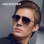 Модные Солнечные Очки Металла Мужчины Светоотражающие Спортивные Солнцезащитные Очки На Открытом Воздухе Квадратных Очки Gafas Де Золь