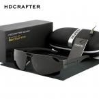 Мода Поляризованный Вождения Мужчин Солнцезащитные Очки UV400 Марка Дизайн Прямоугольник Очки с Высоким Качеством Óculos Бесплатная Доставка
