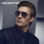 Новых Горячих марка дизайнер Магния и Алюминия Поляризованные Солнцезащитные Очки Вождение Спорт Мужской Моды Óculos мужчины солнцезащитные очки