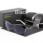 Женские солнцезащитные очки с полиуретановыми линзами.