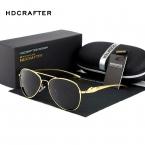 Оптовая и Розничная   Классический Люксовый бренд дизайн Поляризованный Женщины Солнцезащитные Очки Ретро óculos de sol женщина для