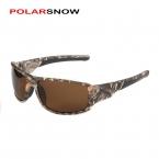POLARSNOW   Камуфляж Рамка Поляризованные Очки Высокого Качества Защитные Очки Мужчины Женщины Солнцезащитные Очки UV400 Очки Óculos masculino