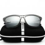 VEITHDIA Поляризованных Марка Дизайнер Солнцезащитных Очков Мужчины Женщины Vintage Солнцезащитные Очки Очки gafas óculos де золь masculino 6108