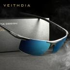 VEITHDIA Марка Солнцезащитных Очков Мужчин Поляризованные Мужчины Солнцезащитные Очки С Оригинальной Коробке Очки gafas óculos де золь masculino6588
