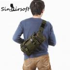 Высокое Качество Экономка Военные сверхлегкий hik Сумки мужские Талии Пакет должны Упаковать Mochilas Molle Сумка Г # J6