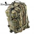 Супер Высокое Качество 30L 3 P Организатор Серпантин Оксфорд Военный Рюкзак Molle Мешок Путешествия Рюкзаки LY0012