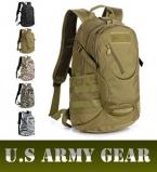 25L Альпинизм сумки, Водонепроницаемый Молл Рюкзак Военно 3 P Тренажерный Зал Школьной Экскурсии Ripstop Woodland Тактическое Снаряжение для Мужчин Малый Bagpack