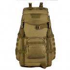 Мужчины Военный Рюкзак Большой Емкости Альпинизм Восхождение Рюкзак Женщины Мужчины Мода Водонепроницаемая Сумка Повседневные Сумки Для Ноутбуков