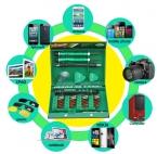 Инструмент высокого Отвертка Качество Набор 38 в 1 Инструменты для ремонта Kit Precision S2 легированной стали Ferramentas для сотового телефона Iphone 4 5 PSP