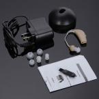 Аккумуляторная Acousticon За Ухом Слуховой аппарат/Спид Аудифон Усилитель Звука