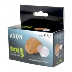 Axon-155 K-80 слуховые аппараты лучший усилитель звука регулируемый тон в - - ухо невидимый уха