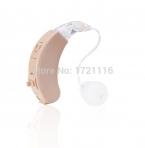 FE62  Mini Слуховые Аппараты Регулируемый Тон В Ухо Цифровой Невидимый Слуховой аппарат Усилитель Звука