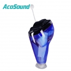 AcoSound Acomate 610 Мгновенных Fit Цифровой Ухо Уход Слуховых Усилитель Звука Слуховые Аппараты Синий Цвет Для Левого Уха