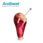 AcoSound AcoMate 210 Мгновенных Fit Цифровой CIC Слуховые Аппараты Слуховой аппарат Усилитель Звука Тела Бежевый Нижней правой ухо