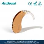AcoSound AcoMate 610 БТЭ за ухом модель цифровой программируемый 6 канал слуховые аппараты Слуховой аппарат