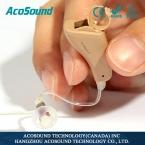 AcoSound Acomate 821 RIC Приемник в Canal Digital Слуховой аппарат Медицинский Ухо Уход Слуховые Аппараты Программируемых