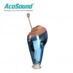 AcoSound AcoMate 210 Мгновенных Fit CIC Цифровые Слуховые Аппараты Усилитель Звука Слуховой Аппарат Синий Цвет для Левого Уха
