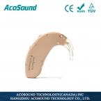AcoSound AcoMate 410 БТЭ-плюс за ухом программируемый Слуховой аппарат медицинский слуховые аппараты ухо уход
