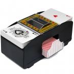 Передовые Казино Робот  1-2 Палубы 1-4 палубы Перетасовка Игральные карты Покер Shuffler Card Shuffler машина устройства