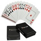 Техасский Холдем Пластиковые Игральные Карты Игры в Покер Карты Водонепроницаемый И Скучный Польский Покер Звезда Настольные Игры