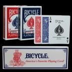 Оригинальный Велосипед Покер Велосипед Магия Регулярные Игральные карты Rider Вернуться Стандартный Палубы Фокус Красный И Синий Покер