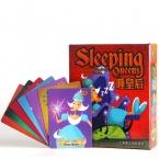 Спящая Queens Королева Детские Образовательные Игрушки Карточная Игра Настольная Игра Партия Игры Веселые Детские Игры Игрушки С Английскими Инструкциями