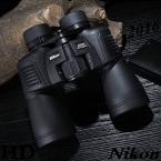 Nikon бинокль 20X50  телескоп HD Зум Высокое качество мощный бинокль lll Ночного Видения Не инфракрасный военных telescopio