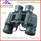 Германия Армия 10x40 Телескоп Hd Профессиональный Тактические Бинокли Военная Мощный Bak4 Бинокль Lll Ночного Видения Для Охоты