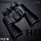 Canon бинокль 20X50  телескоп Зум Высокое качество широкоугольный бинокль lll Ночного Видения Не инфракрасный военных телескоп