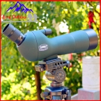 Гому 20-60x60 Hd Zoom Высокой Мощности Птица Зеркало Бинокулярный телескоп Астроном Высокого Качества Подзорные трубы Пейзаж Объектива Штатива