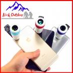 Оптический Зум Телескоп костюм для Телефона Объектив с Универсальным Зажимом На Мобильных Телефонов Телефото Объектив Камеры Для iPhone Xiaomi Huwei