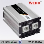 12 В 24 В 48 В постоянного тока в переменный 110 В 220 В 2500 Вт чистая синусоида инвертор