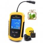 Бесплатная Доставка  Продажа Сигнализация 100 М Портативный Жк-sonar Эхолот Эхолоты Рыболовные приманки Рыбалка Finder FF1108-1