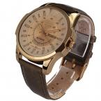 Оригинал JULIUS эксклюзивная модная мужские часы Спорт ремень Из Натуральной Кожи Мужчины Должны Кварцевые часы водонепроницаемые наручные часы JAH-017