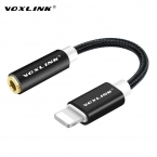 aux аудио кабель VOXLINK Молнии 3.5 мм Aux Разъем Для Наушников Кабель-Адаптер Для Apple iPhone 7/7 Плюс