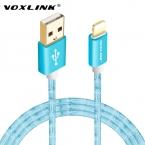 Оригинальный Кабель для Зарядки VOXLINK Быстрая Зарядка кабель micro usb для iphone 6 6 s plus 5 5S ipad mini Samsung/Sony/HTC/Huawei/Lenovo