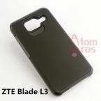 ZTE Blade L3 Случае, тонкий Гибридный Двухслойный Ударопрочный Броня Защитник Дело Резиновая Трудная Крышка Для ZTE Blade L3