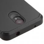 ZTE Различные Телефон Случае, гибридный Двухслойный Противоударный Броня Защитник Резина Жесткий Футляр Для ZTE Престиж N9132 X3 N817 Z970 Макс 2