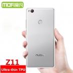 Нубия Z11 случае MOFi оригинальный ZTE Nubia Z11 820 крышка случая TPU силиконовый чехол задняя крышка 6 ГБ 128 ГБ 64 ГБ телефон случаях coque принципиально 5.5