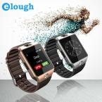 Elough Носимых Устройств DZ09 Smart Watch Электроника Наручные Для Xiaomi Samsung Телефон Android Смартфон Здоровья Smartwatches