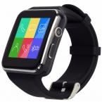 X6S Изогнутый Экран Bluetooth Smart Watch Часы Smartwatch Спортивные Часы Наручные Часы Для Android Телефон С Камерой Поддержка Sim-карты