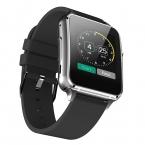 1.54 Дюймов 3D Сенсорный Экран Bluetooth Smart Watch С Камерой Для Apple WhatsApp Поддержка Монитор Сердечного Ритма Наручные Часы Smartwatch