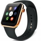 A9 Smartwatch Bluetooth Smart Watch Наручные Часы для Apple iPhone IOS Android Phone Носимых Устройств Спортивные Часы PK GT08 DZ09 F69