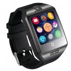 Мода Мужчины Женщины Смарт Часы Для Android и IOS Поддержка Макс TF Карта 32 ГБ Sim Bluetooth Smartwatch 1.54 ''HD OGS Запястье Браслет