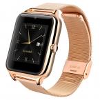Bluetooth SmartWatch Smart Watch with Heart Rate Sim-карты TF mp3 mp4 Совместимы Наручные Часы Для Apple и Android NFC Телефонов