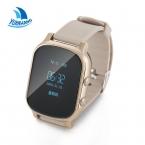 Прибытие, T58 GPS AGPS Трекер Анти Потерял Часы для Детей Дети Студент Smart Watch Браслет с SOS GSM для Android и IOS