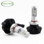 2X Led 9005 HB3 9006 HB4 Фар Автомобиля Противотуманные фары DRL 30 Вт 4000Lm Высокой Светодиодный Свет Заменить Ксеноновые и Галогенные лампы