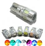 2X T10 501 194 168 W5W 6 LED 5630 SMD Canbus Ошибка бесплатно 3 Вт 6 цветов 12 В автостоянка свет Габаритные Огни Авто огни