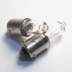 20 шт. BAX9S H6W 12 В 6 Вт автомобиль внутреннее освещение галогенная лампа боковые поворотники лампы OEM качество CP106